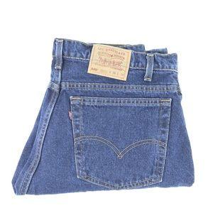 Levi 505 vintage USA made 38x34 jeans u2954